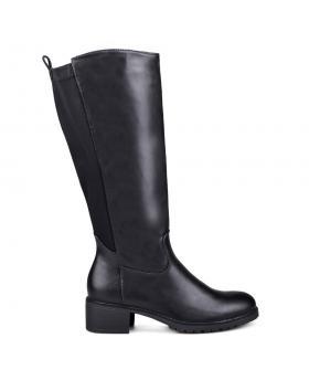 Дамски ежедневни ботуши черни 0131755 в online магазин Fashionzona