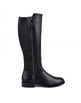 Дамски ежедневни ботуши черни 0131766 в online магазин Fashionzona