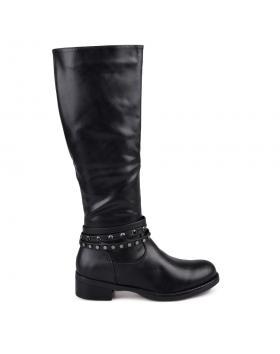 Дамски ежедневни ботуши черни 0131765 в online магазин Fashionzona