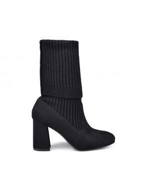 Дамски ежедневни боти черни 0134021 в online магазин Fashionzona