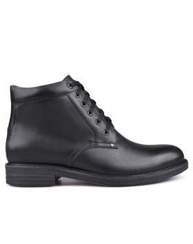 Черни мъжки елегантни боти 0132834 в online магазин Fashionzona