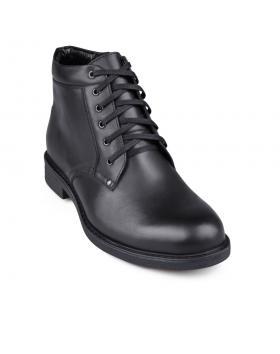 Черни мъжки елегантни боти Arrlo в online магазин Fashionzona
