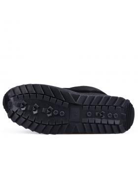 Мъжки апрески черни с топъл хастар 0132358