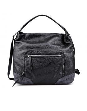 Дамска ежедневна чанта черна 0131573 в online магазин Fashionzona