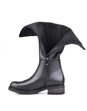 Черни дамски ежедневни ботуши Bernarda в online магазин Fashionzona