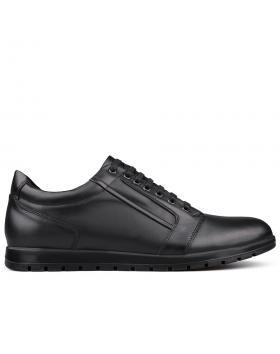 Черни мъжки ежедневни обувки 0132821 в online магазин Fashionzona