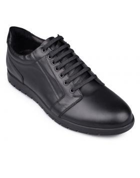 Черни мъжки ежедневни обувки Efran в online магазин Fashionzona