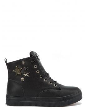 Черни дамски кецове 3252-1 в online магазин Fashionzona