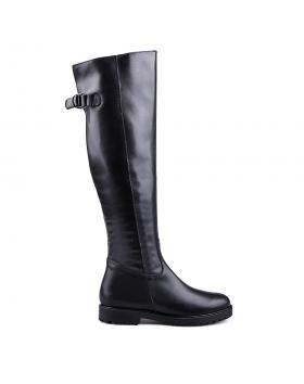 Черни дамски ежедневни ботуши 0133522 в online магазин Fashionzona