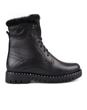 Дамски ежедневни боти черни 0132782 в online магазин Fashionzona