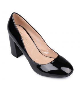 Черни дамски елегантни обувки Ana в online магазин Fashionzona