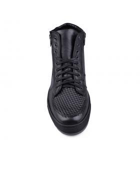 Черни мъжки ежедневни боти Eldorado в online магазин Fashionzona