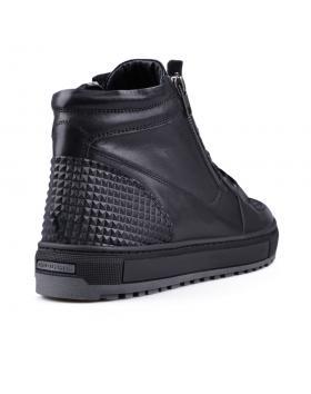 Черни мъжки ежедневни боти 0132829 в online магазин Fashionzona