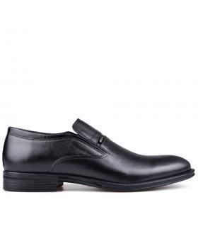 Черни мъжки елегантни обувки 0133613 в online магазин Fashionzona