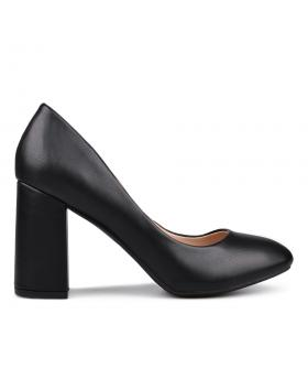Дамски елегантни обувки черни 0132174 в online магазин Fashionzona