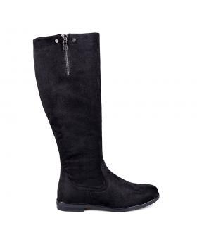 Дамски ежедневни ботуши черни 0131897 в online магазин Fashionzona