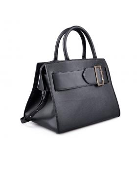 Черна дамска ежедневна чанта 0133064 в online магазин Fashionzona