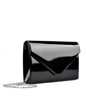 Черна дамска елегантна чанта 0132983 в online магазин Fashionzona
