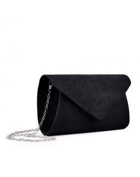 Черна дамска елегантна чанта 0132979 в online магазин Fashionzona