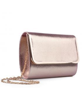 Бежова дамска елегантна чанта 0133022 в online магазин Fashionzona