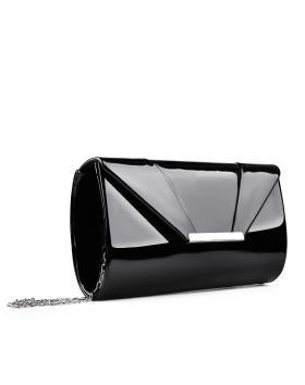 Дамска елегантна чанта черна 0132992 в online магазин Fashionzona
