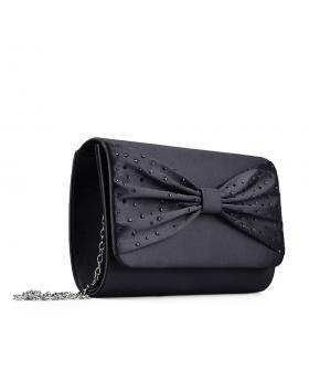 Черна елегантна дамска чанта 0133014 в online магазин Fashionzona
