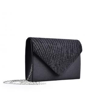 Черна дамска елегантна чанта 0133016 в online магазин Fashionzona