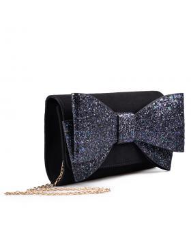 Черна дамска елегантна чанта 0133034 в online магазин Fashionzona