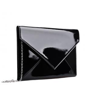 дамска елегантна чанта черна 0133029 в online магазин Fashionzona