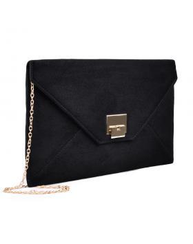 Черна дамска елегантна чанта 0133040 в online магазин Fashionzona