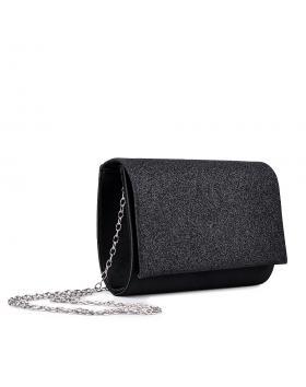 дамска елегантна чанта черна 0132986 в online магазин Fashionzona