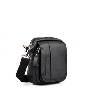 Мъжка ежедневна чанта черна 0133235 в online магазин Fashionzona