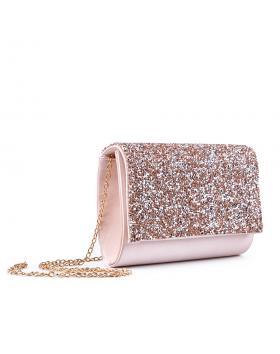 дамска елегантна чанта бежова 0133001 в online магазин Fashionzona
