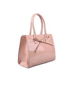 Розова дамска ежедневна чанта 0133043 в online магазин Fashionzona