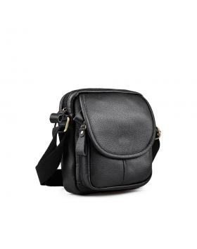 Мъжка ежедневна чанта черна 0133232 в online магазин Fashionzona