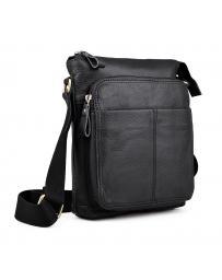 Черна мъжка ежедневна чанта Andreo в online магазин Fashionzona