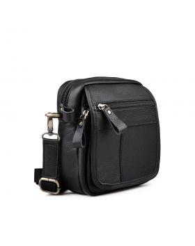 Мъжка ежедневна чанта черна 0133233 в online магазин Fashionzona