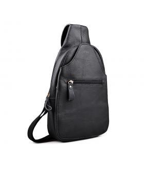 Мъжка ежедневна чанта черна 0133226 в online магазин Fashionzona