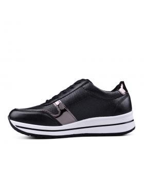 Черни дамски кецове 0132925 в online магазин Fashionzona