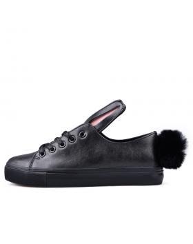 Черни дамски ежедневни обувки Dorotea в online магазин Fashionzona