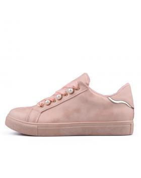Розови дамски кецове Ricca в online магазин Fashionzona