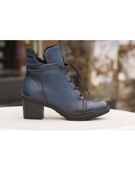 Дамски ежедневни боти сини 1745 в online магазин Fashionzona