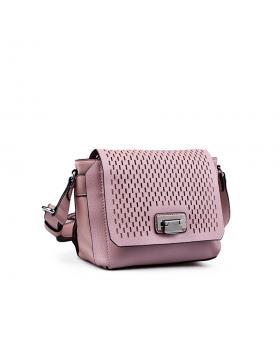 Дамска ежедневна чанта розова 0133225 в online магазин Fashionzona