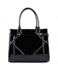 дамска ежедневна чанта черна 0125410