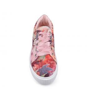 Розови дамски кецове Brianne в online магазин Fashionzona