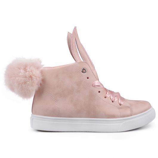 c6ccb6917fc Розови дамски кецове Delicia ⋙ на цена 20,93 лв — Fashionzona
