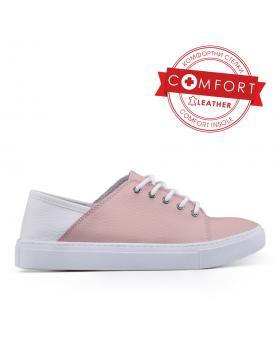 Дамски ежедневни обувки розови 0133441 в online магазин Fashionzona