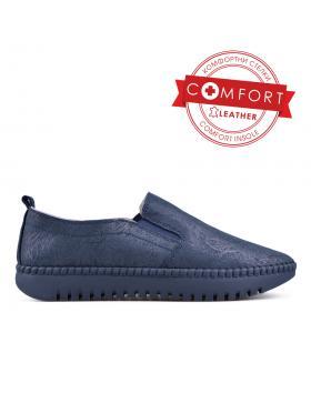 Дамски ежедневни обувки сини 0133446 в online магазин Fashionzona