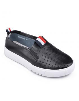 Черни дамски ежедневни обувки Sicily в online магазин Fashionzona