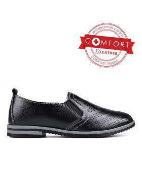 Черни дамски ежедневни обувки 0133373 в online магазин Fashionzona